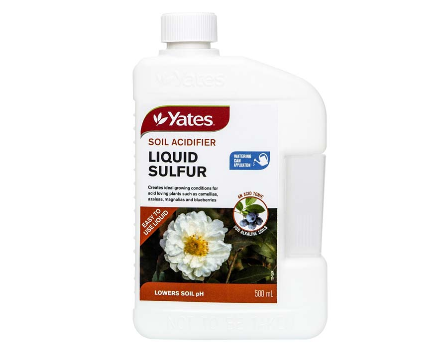 Yates Soil Acidifer Liquid Sulfur
