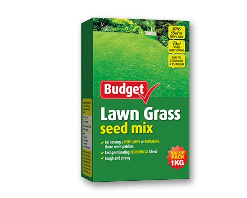 Budget Lawn Grass Seed Mix - Yates