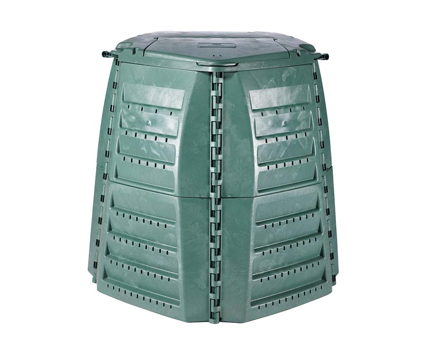 Thermo-Star 600l composter is also available