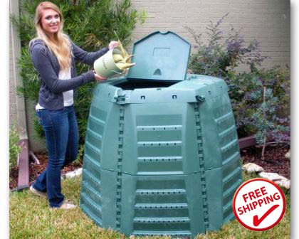 Thermo-Star 1,000 litre composter
