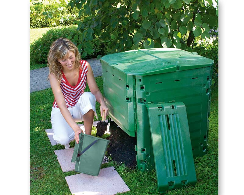 Thermo-King 400l composter