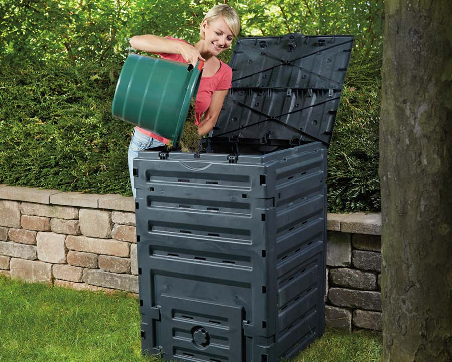 Eco-Master composter