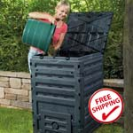 Eco-Master 450 litre Composter