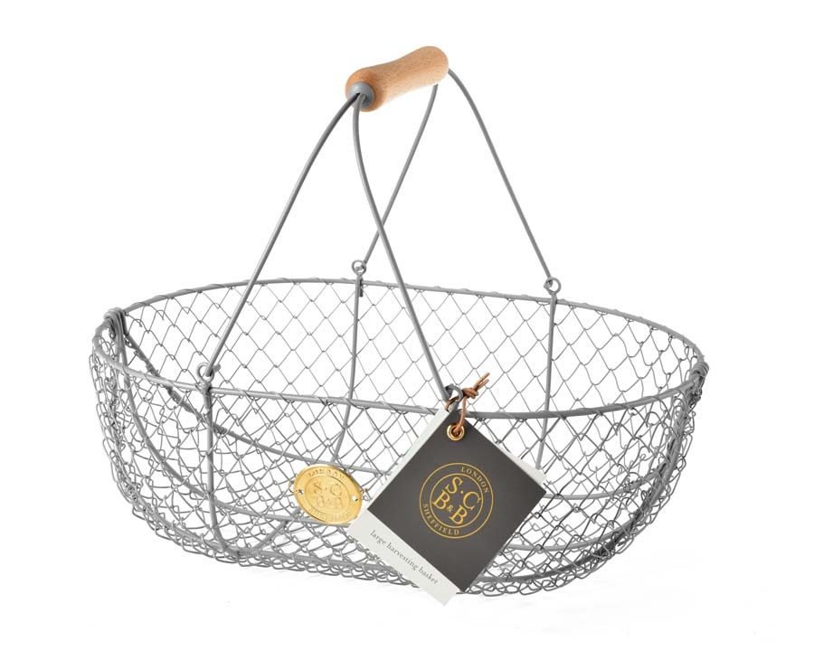 Large Harvesting Basket by Sophie Conran