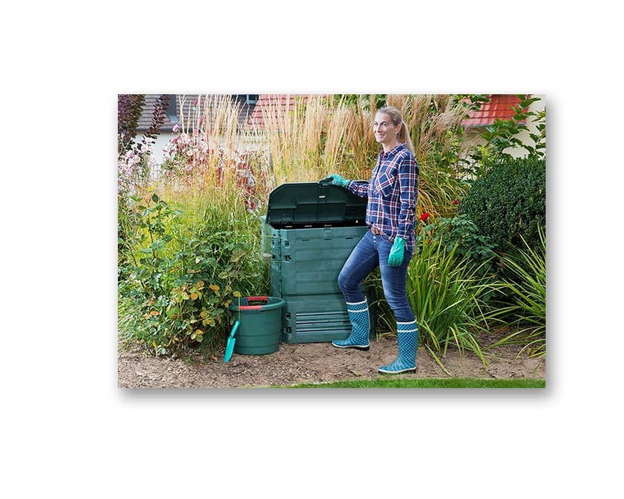 Thermo-King composter