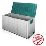 Outdoor Storage Box - 290 litre capacity