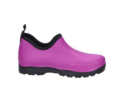 Oregon Ankle Boots in Fuchsia by Blackfox