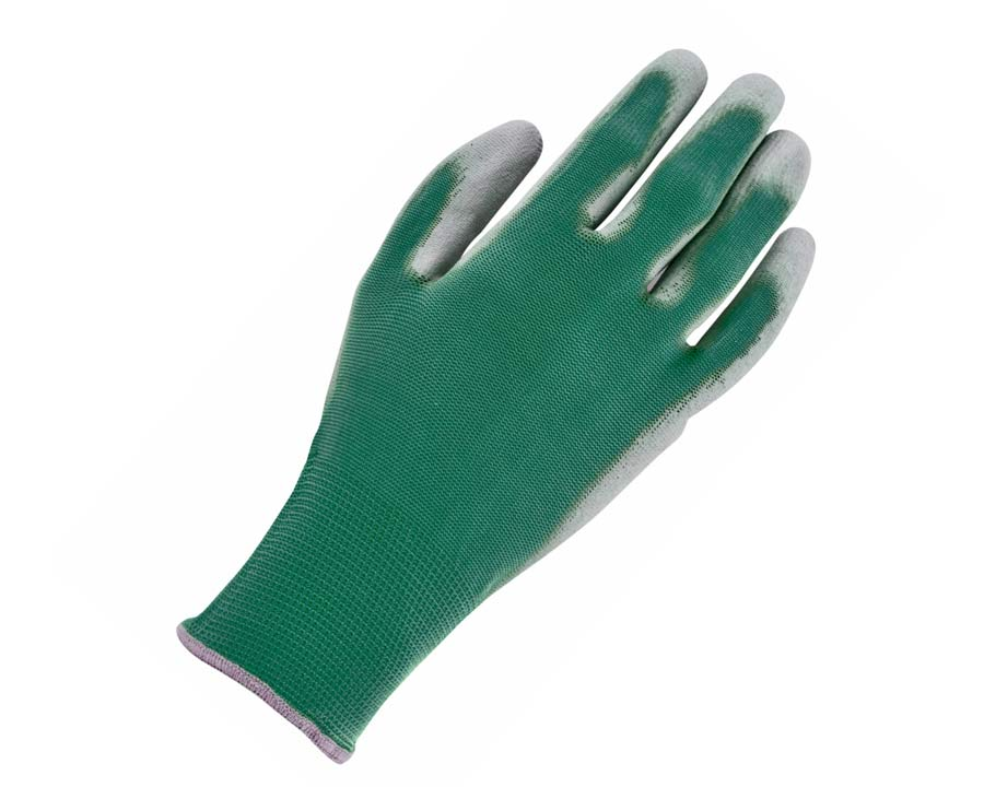 Colours Glove in Green by Blackfox