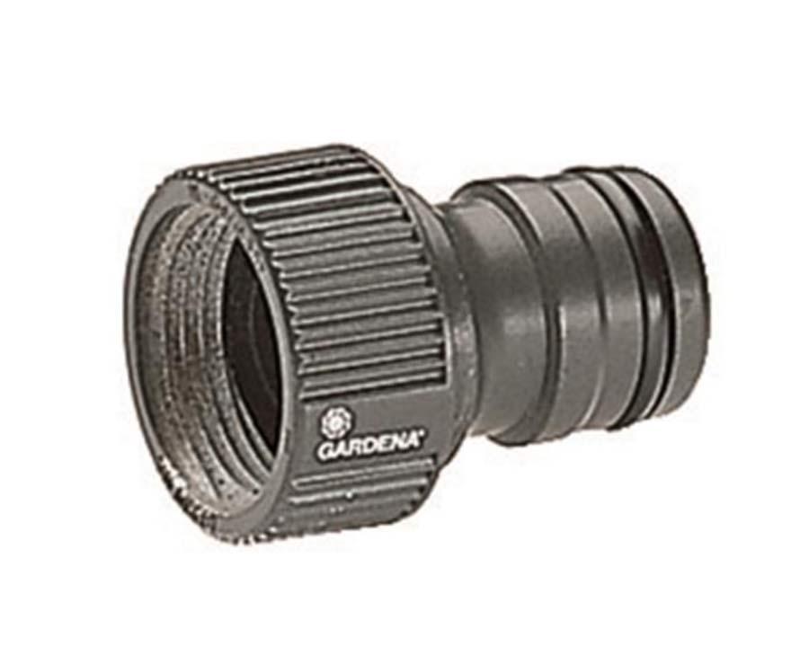 Maxi Flo 12mm Tap Adaptor - G2801 GARDENA