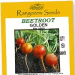 Beetroot Golden - Rangeview Seeds