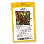 Chilli Tabasco - Rangeview Seeds