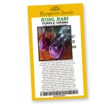Kohl Rabi Purple Vienna - Rangeview Seeds