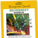 Silverbeet Rainbow - Rangeview Seeds