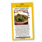 Asian Stirfry Mix - Rangeview Seeds