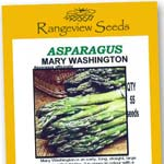 Asparagus Mary Washington Seeds - Rangeview
