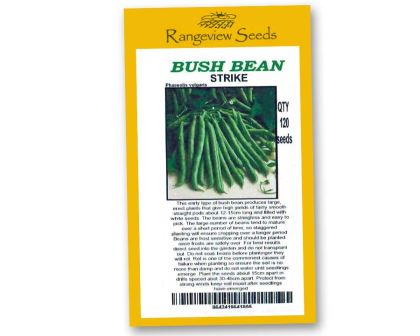 Bush Bean Strike - Rangeview Seeds