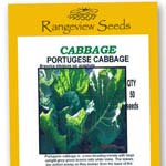 Cabbage Portugese  - Rangeview Seeds