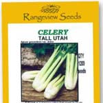 Celery Tall Utah - Rangeview Seeds