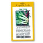 Celtuce Organic - Rangeview Seeds
