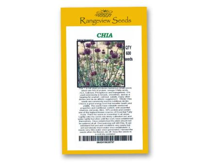 Chia - Rangeview Seeds