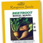 Beetroot Mangle Wurzel - Rangeview Seeds