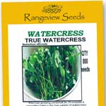 Watercress - Rangeview Seeds