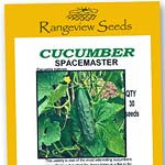 Cucumber Spacemaster - Rangeview Seeds