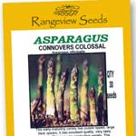 Asparagus Connovers Colossal Seeds - Rangeview