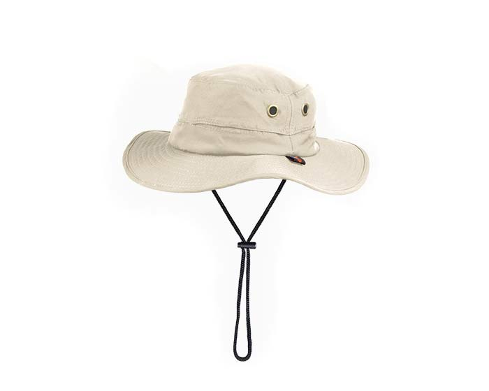 Boonie Hat available in two colours - this is Sand