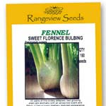 Fennel Sweet Florence Bulbing - Rangeview Seeds