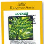 Lovage - Rangeview Seeds