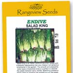 Endive Salad King - Rangeview Seeds