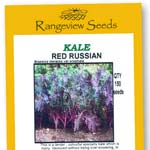 Kale Red Russian - Rangeview Seeds