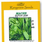 Mache Dutch Leaf - Rangeview Seeds