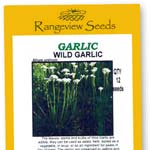 Wild Garlic - Rangeview Seeds