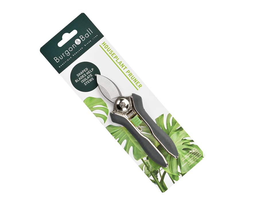 Houseplant pruner by Burgon and Ball.