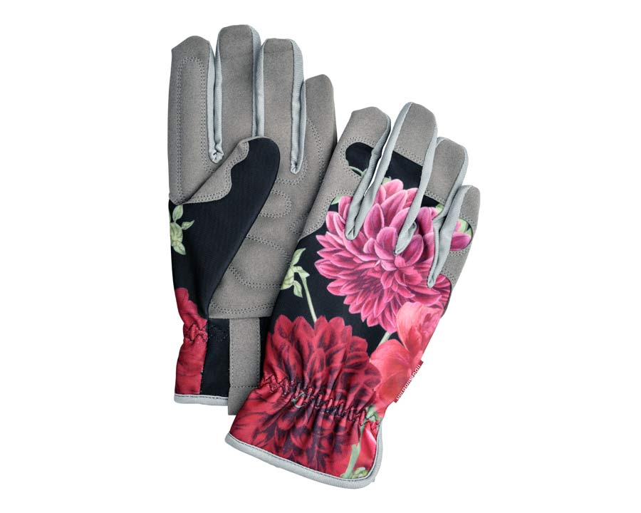 RHS gloves - British Bloom part of the RHS Floral Collection by Burgon and Ball