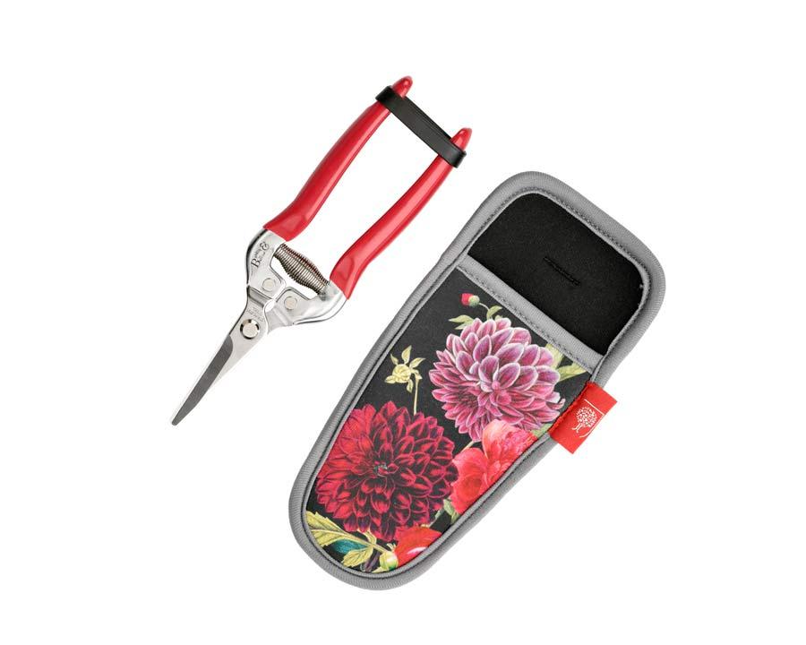 RHS Snip and Holster British Bloom Design
