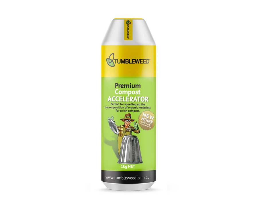 Premium Compost Accelerator - Tumbleweed