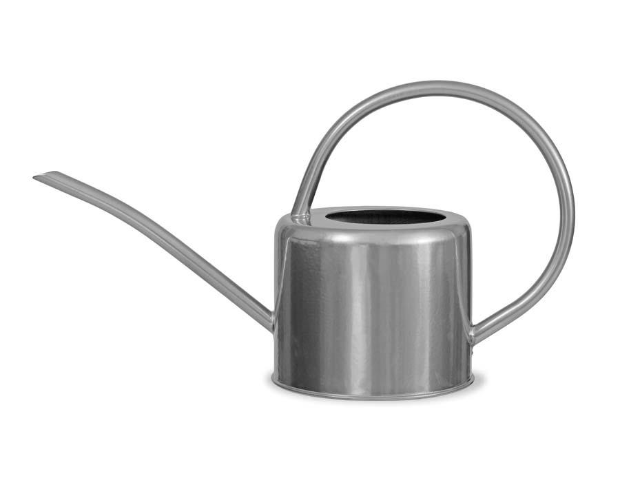 Indoor Watercan 1.9litre Silver