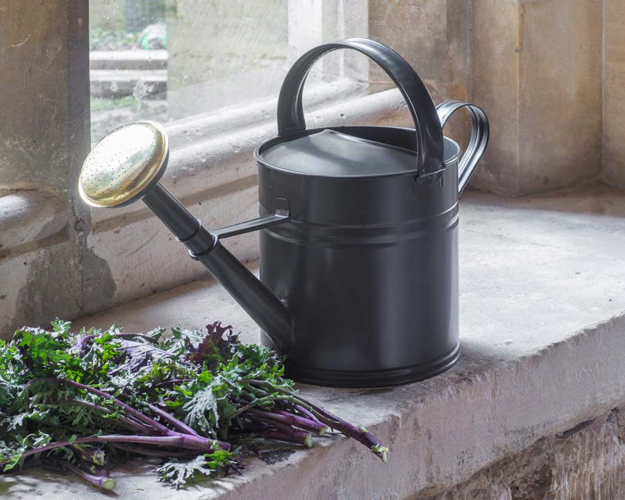 Watering Can 5litre - Carbon colour finish