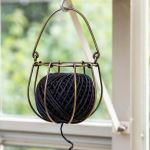 Wirework String Holder and String