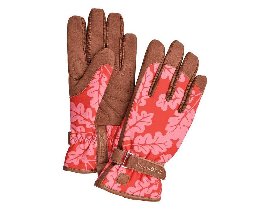 Love The Glove - Oakleaf Poppy