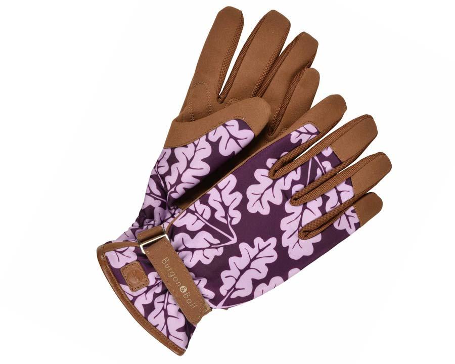 Love The Glove - Oakleaf Plum