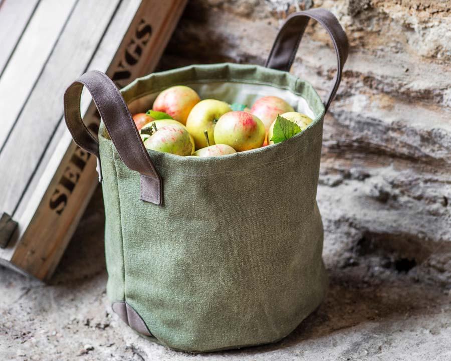 Canvas Garden Bag