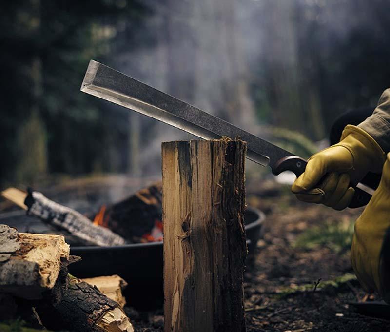 Japanese Nata Tool - for woodsmen