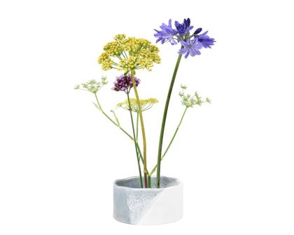 Fuji Japanese flower arranging bowl by Burgon and Ball