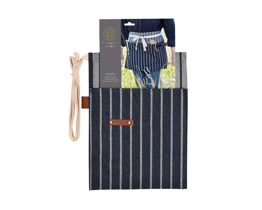 Cotton waist apron - Sophie Conran