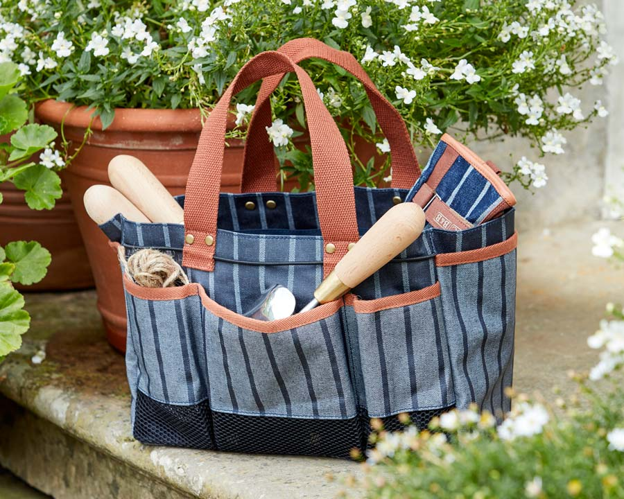 Sophie Conran Tool Bag - this bag is durable and light with room for all your garden hand tools and accessories