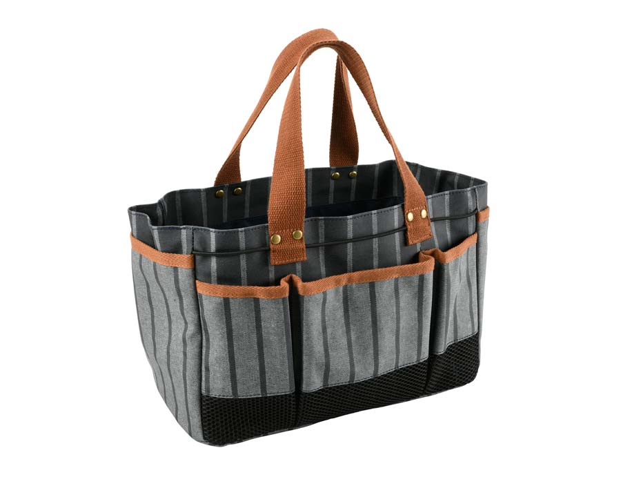 Sophie Conran Tool Bag - made of heavy weight cotton ticking